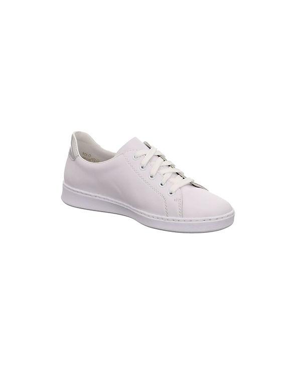 weiß weiß Sneakers Low rieker Low Sneakers weiß Low rieker Sneakers rieker nxOavwqf