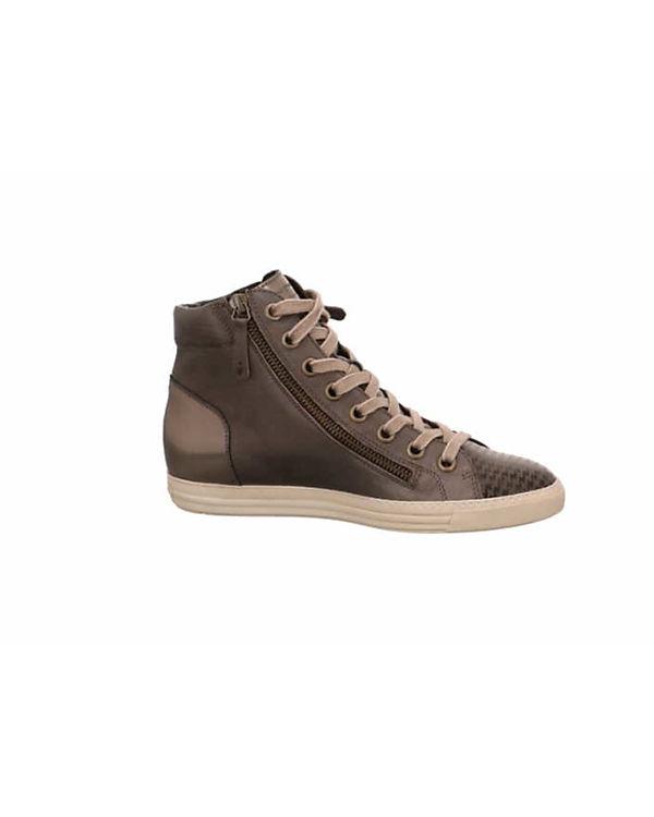 Paul Green, Sneakers Sneakers Sneakers High, braun 460664