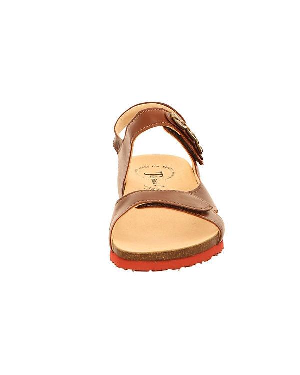 Think Klassische Klassische Sandalen braun braun Think Sandalen EZO66q