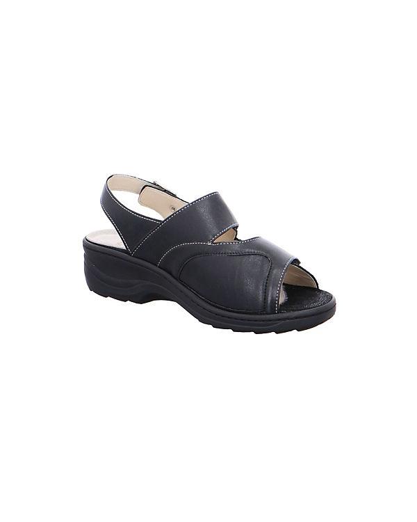 Komfort schwarz Fidelio Komfort Sandalen Fidelio schwarz Sandalen 5TgqTP