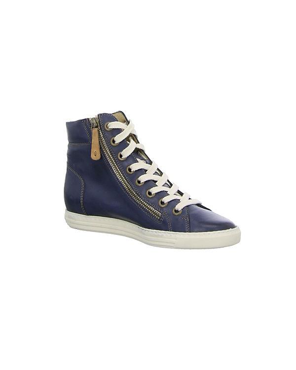Paul Green, Sneakers High, blau blau blau ec5f08