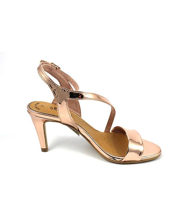 s Sandaletten Klassische Klassische Oliver Sandaletten rot s s rot Oliver Klassische Oliver tTqxwaa5