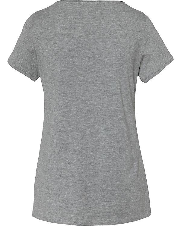 T ESPRIT T ESPRIT Shirt grau Shirt grau 61xwBq6