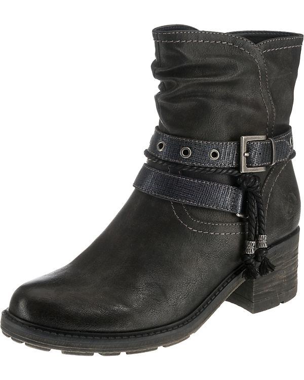 Jane Klain, Klassische Stiefeletten, schwarz schwarz schwarz c33834