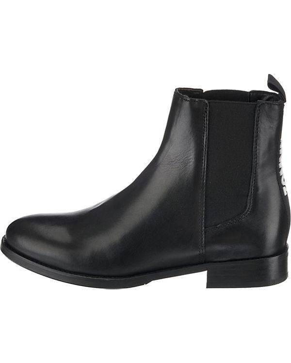 TOMMY TOMMY TOMMY JEANS, Chelsea Boots, schwarz cbfdb8