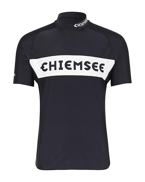 T schwarz CHIEMSEE CHIEMSEE Shirt T Shirt schwarz vBwxUqw7H