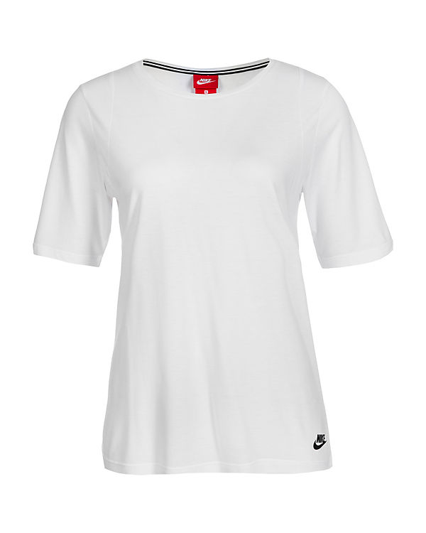 Nike weiß Sportswear Trainingsshirt Nike Sportswear Trainingsshirt weiß Nike Sportswear daZqwXX