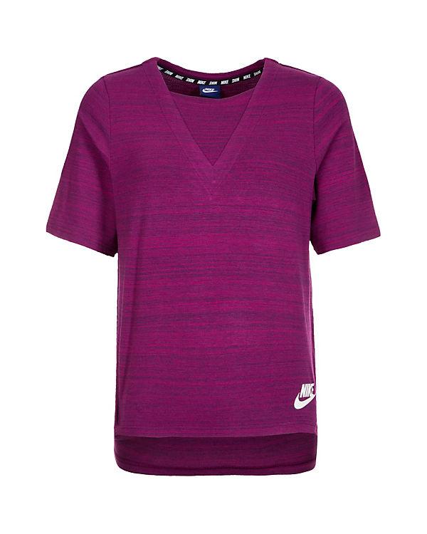 Trainingsshirt Nike Trainingsshirt Nike Sportswear lila lila Sportswear Nike qagYrSwanx