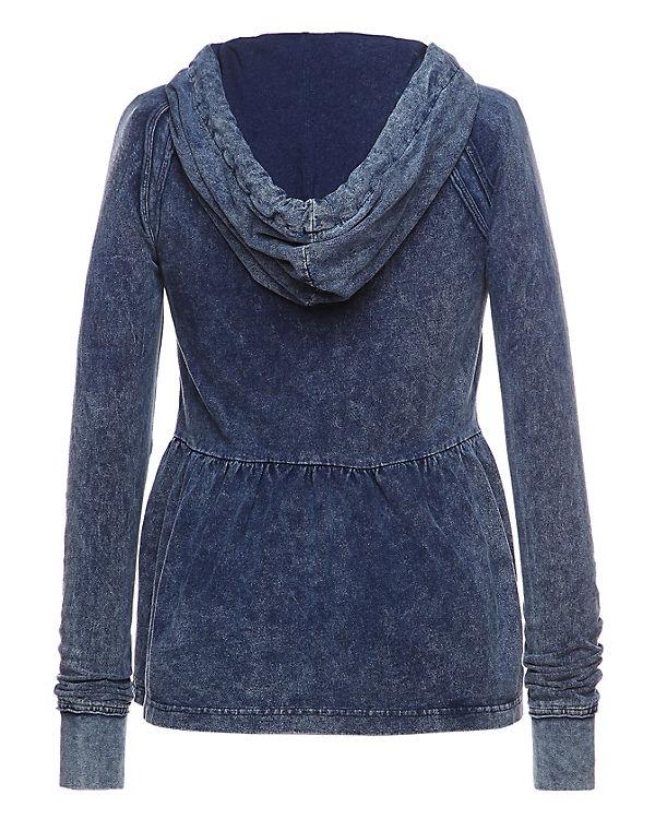 Khujo Sweatshirt Khujo Sweatshirt blau vR6qRxH