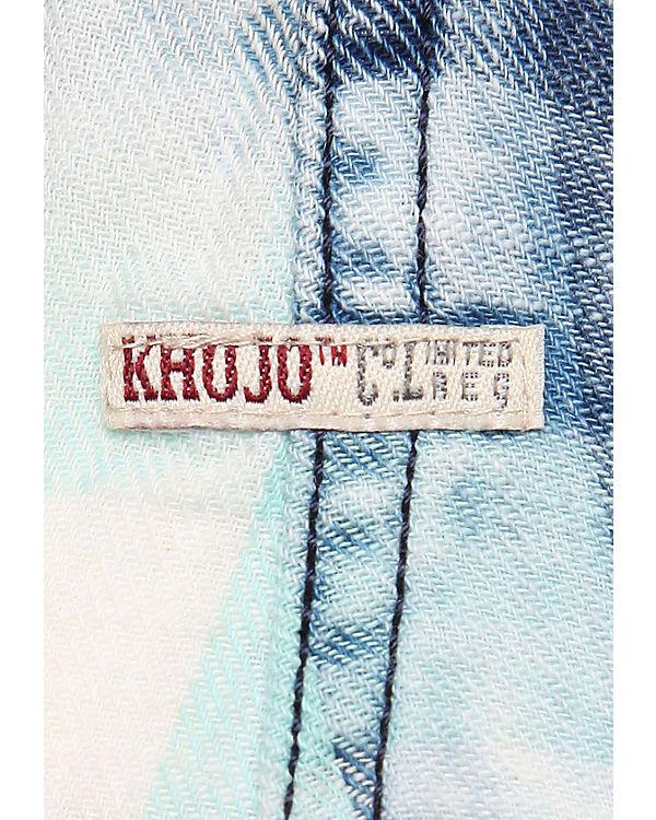 Khujo Bluse Khujo Khujo blau blau Bluse Khujo blau Bluse Bluse blau pqFwp
