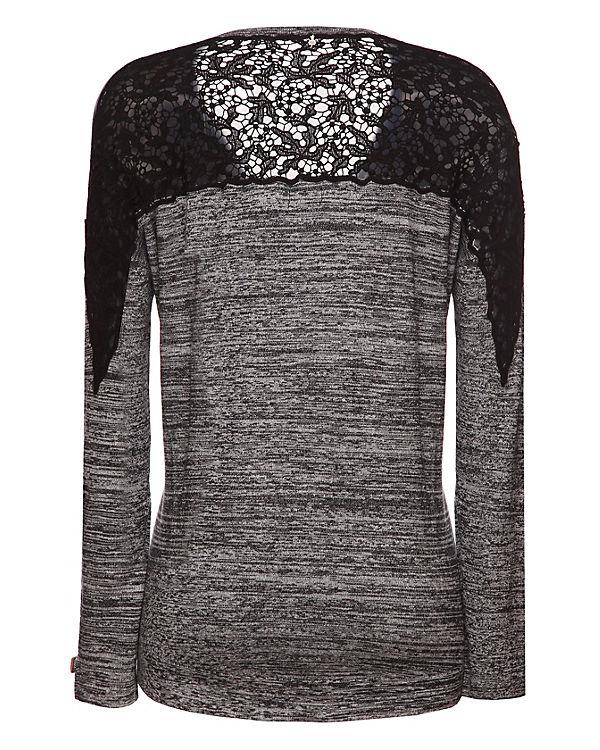 Khujo schwarz Pullover Pullover schwarz Khujo Khujo Ow6dxpXqd