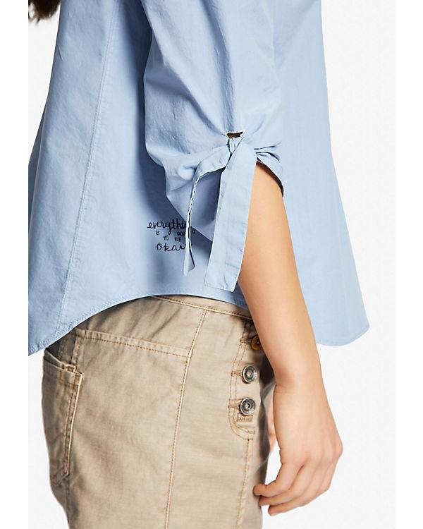 Bluse blau Khujo blau Bluse Khujo Khujo Bluse blau Khujo blau Khujo Bluse blau Bluse q7HUF