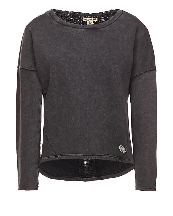 Khujo Khujo Sweatshirt Sweatshirt Sweatshirt grau grau Sweatshirt Khujo Khujo grau 7P67r0