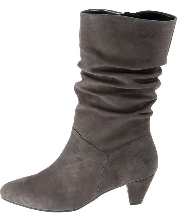 Gabor Klassische Klassische Stiefel Gabor grau Stiefel UHqfw
