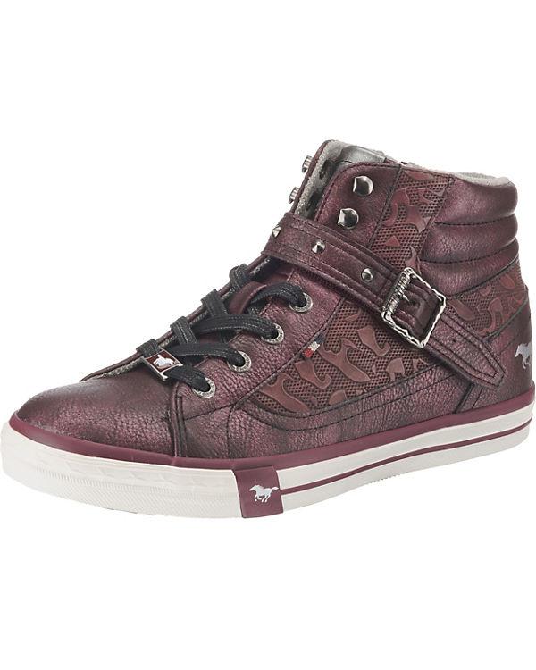 Sneakers Sneakers bordeaux Sneakers MUSTANG High MUSTANG MUSTANG Sneakers MUSTANG bordeaux High bordeaux High CcqXtx