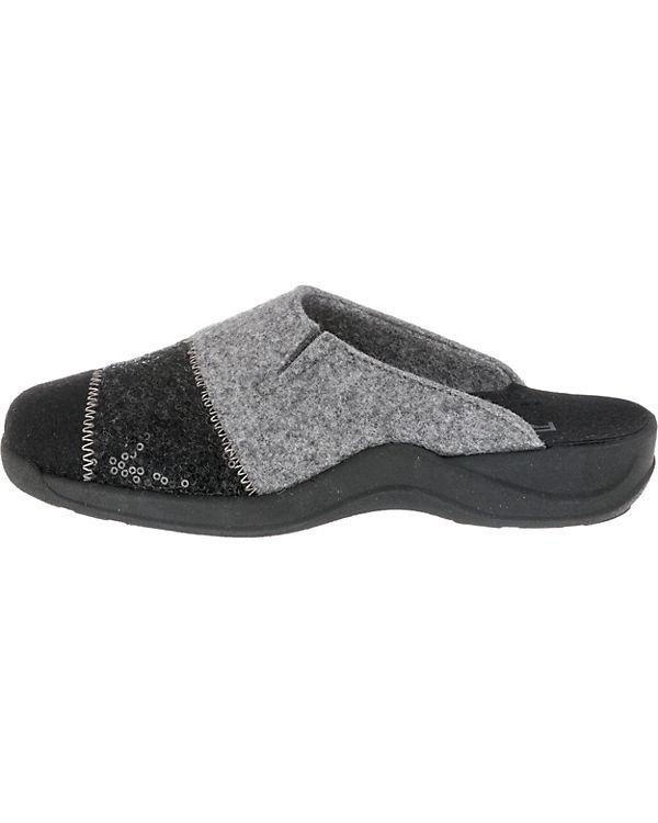kombi Vaasa grau ROHDE D Pantoffeln n8pwzq