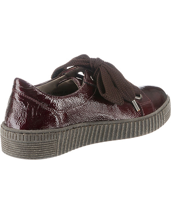Gabor Sneakers Sneakers Low rot Gabor zxHqZrBwz