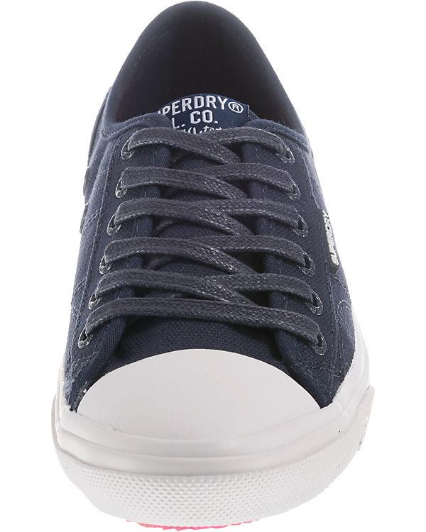 Sneakers Sneakers Superdry Low dunkelblau dunkelblau Superdry Superdry Low dunkelblau Low Sneakers Superdry Sneakers rvrqw5dxE
