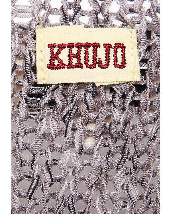 Khujo Khujo Pullover Pullover grau grau Khujo 6UxqawU7g