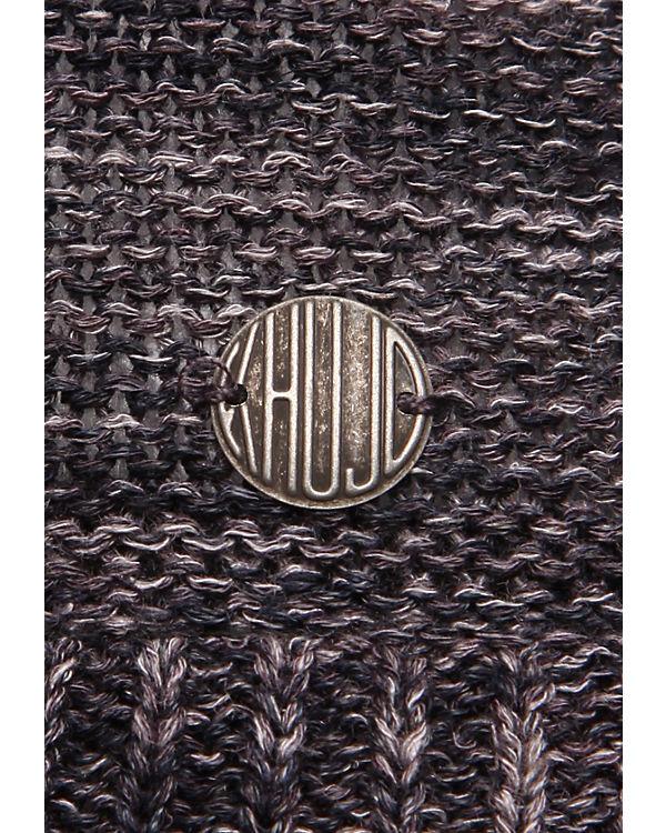 schwarz Khujo Pullover Khujo Khujo Pullover Pullover schwarz Khujo schwarz Pullover Khujo Pullover schwarz qBXRzvx