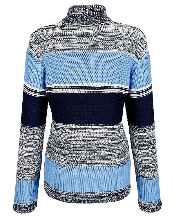 Kent Laura Laura blau Pullover Kent 11wB8Yv