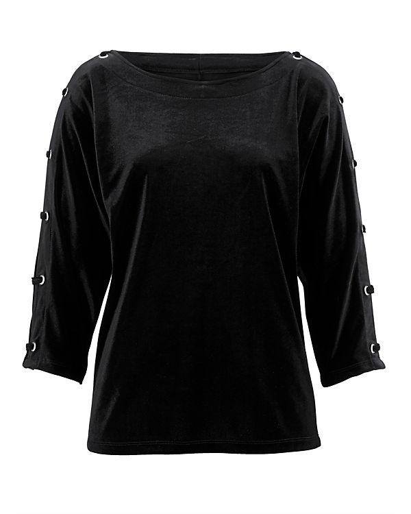 3 Kent Laura schwarz Shirt 4 Arm 0q77x5U