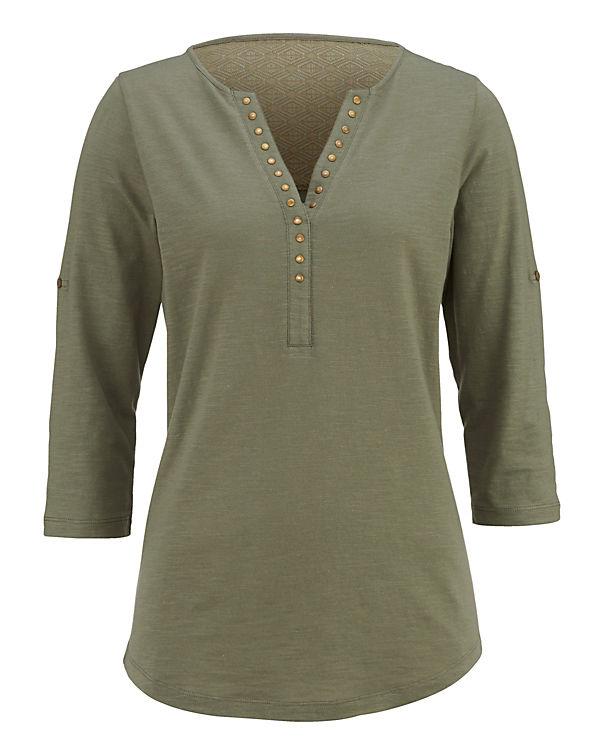 Kent Arm 4 3 grün Shirt Laura PwHF0qH