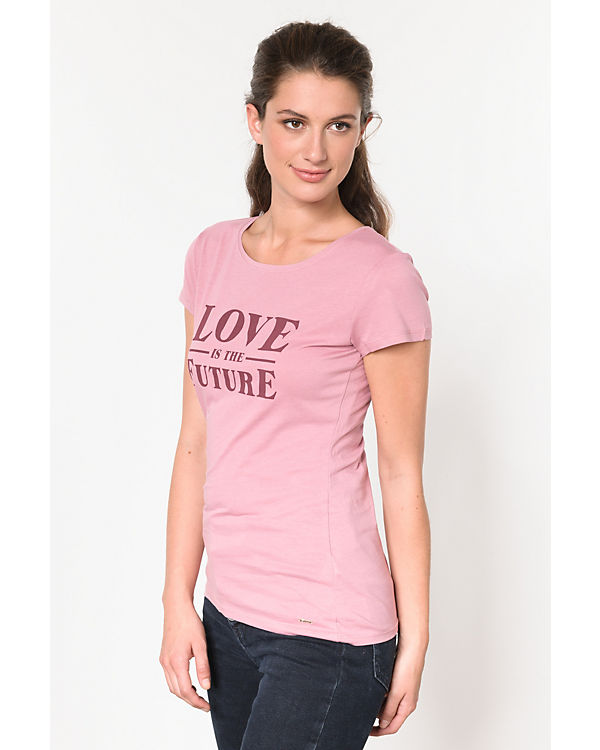 rosa TOM Denim TAILOR T Shirt nPIRx