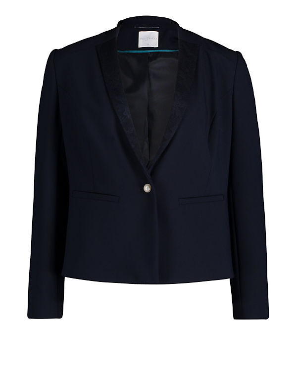 Blazer blau Betty amp; Co Betty amp; Co Blazer WHYCqwPC