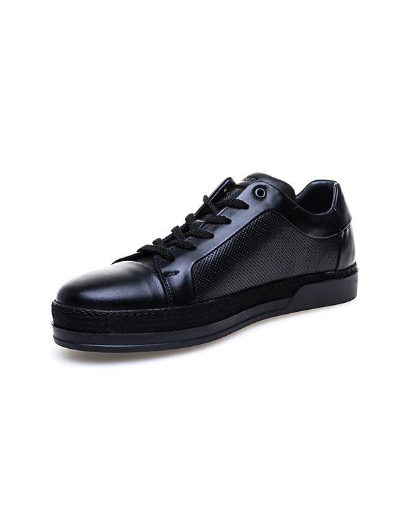 Modischer Greyder Perforierung schwarz feiner mit GREYDER Sneaker Basic TTxOfq5