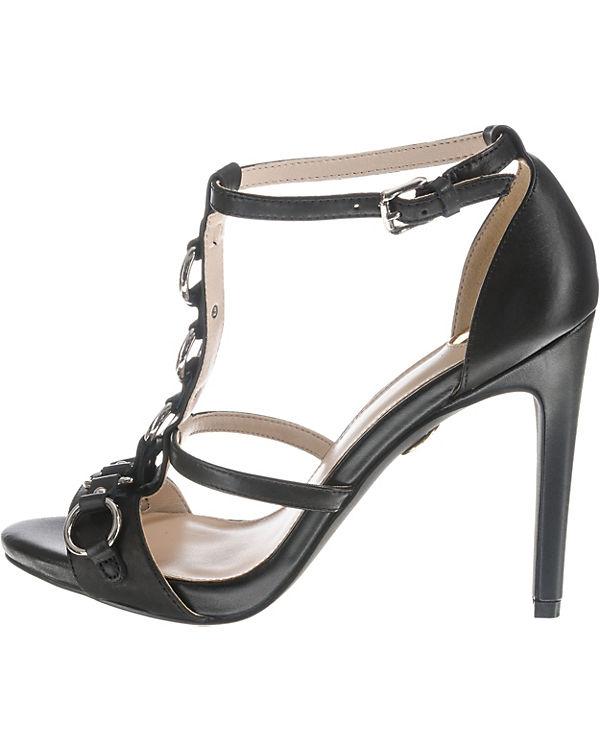 BUFFALO Sandaletten T Steg BUFFALO schwarz T x8r8IwvqP