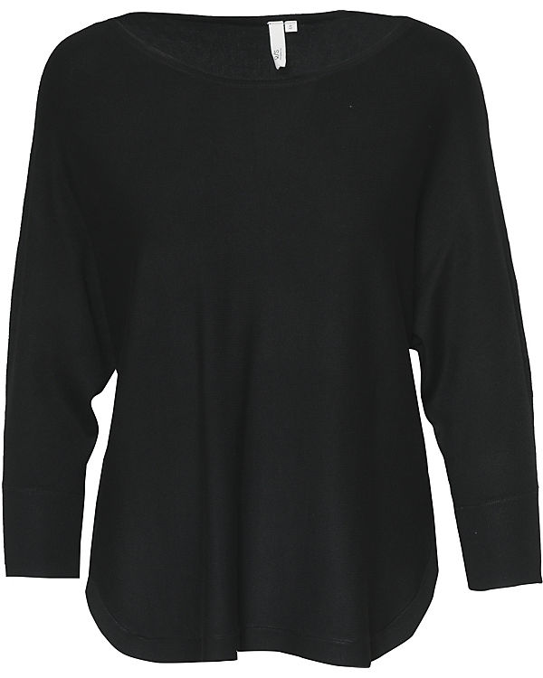 by QS Pullover schwarz Oliver s xPqPwz0d