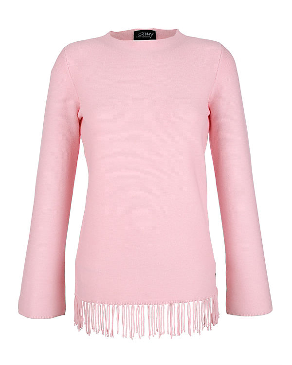 Amy Vermont Pullover hellrosa