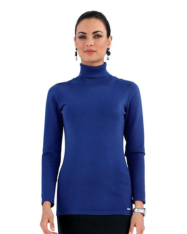 Amy Vermont Pullover blau