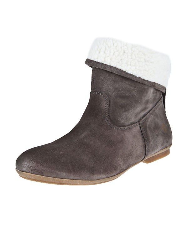 Boots Schlupf Eden Stiefel BIANCAKlassische of dunkelgrau Apple wqZHE