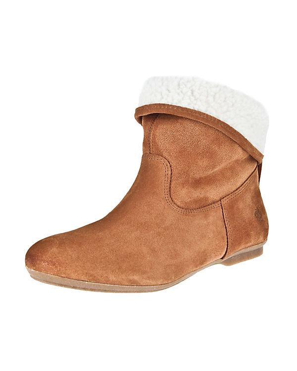 Boots hellbraun of Stiefel Schlupf BIANCAKlassische Apple Eden n0W4cC