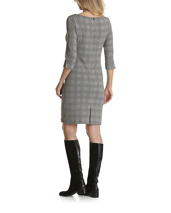 Barclay 3 Basic schwarz Kleid mit weiß Betty Arm 4 f17RqdWqy6