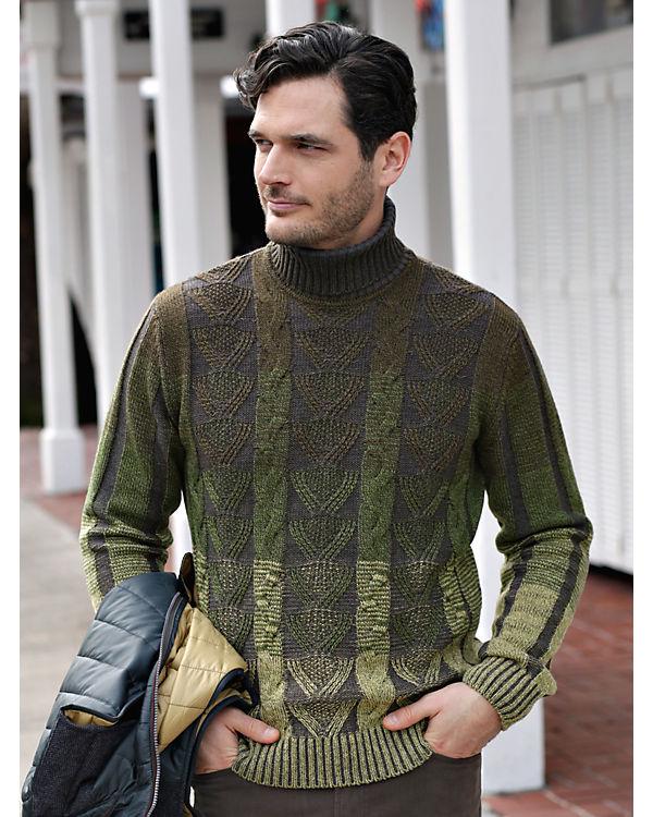 BABISTA Pullover anthrazit grün Pullover BABISTA q4vqZ