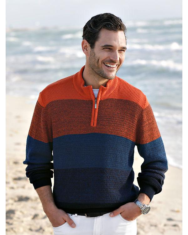 BABISTA blau Pullover BABISTA Pullover orange 7nqYn6P