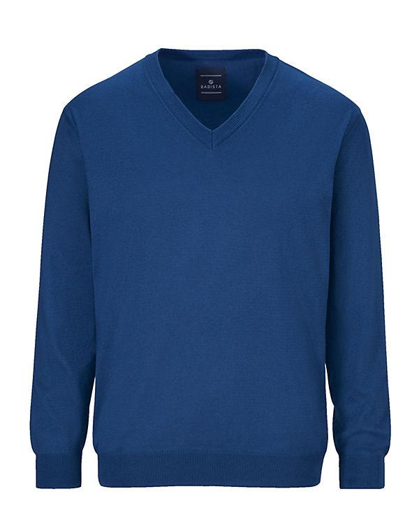 Pullover blau blau BABISTA BABISTA BABISTA blau Pullover Pullover Pullover blau BABISTA WwUCAnHq