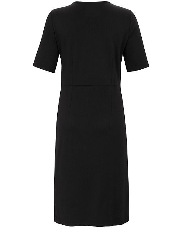 Kleid ANNA AURA Jersey Taschen mit schwarz Etuikleider 6gga4EqWRw