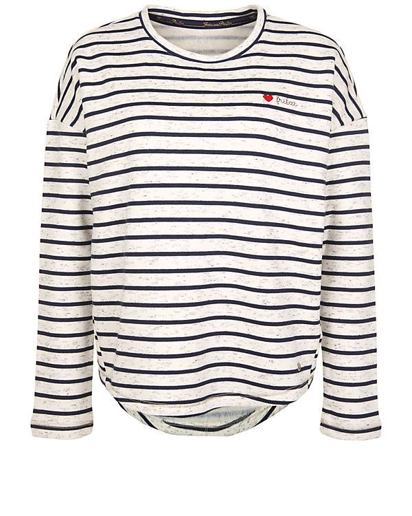 Sweatshirt Sweatshirts hellblau Comfort Preußen Fritzi Roundneck aus 0xOqEzXP