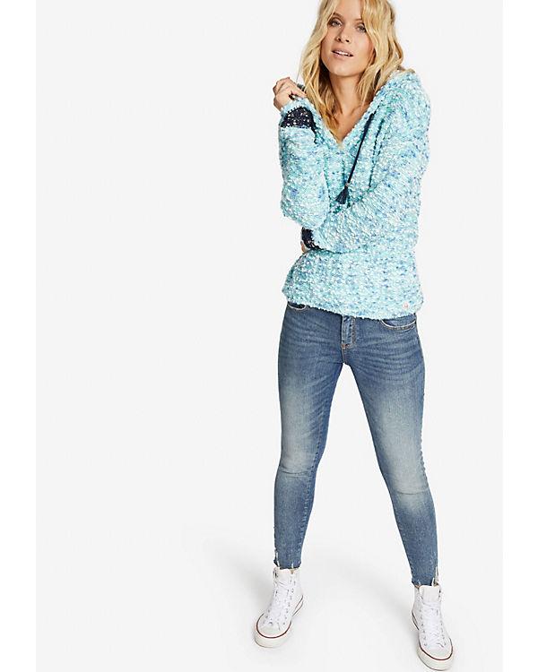 Khujo Khujo TOYA blau Pullover Pullover UY5qUrw